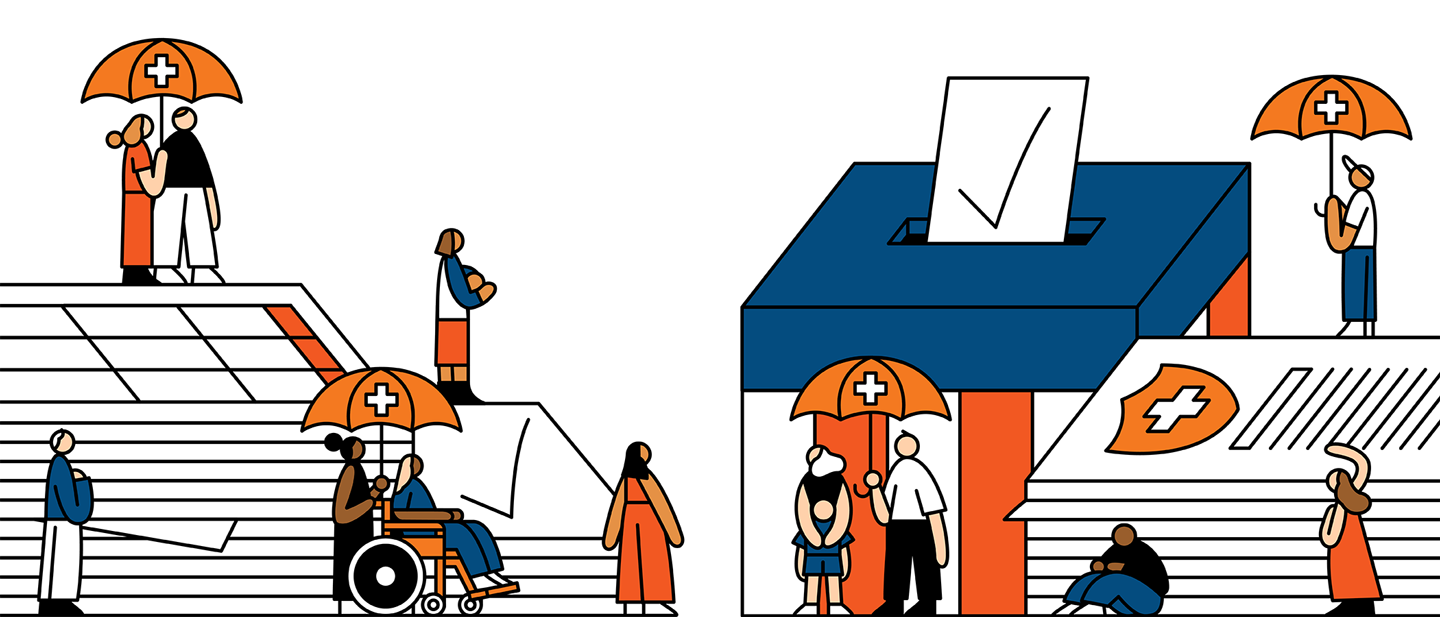 Health Care in the 2020 Presidential Election: Coverage