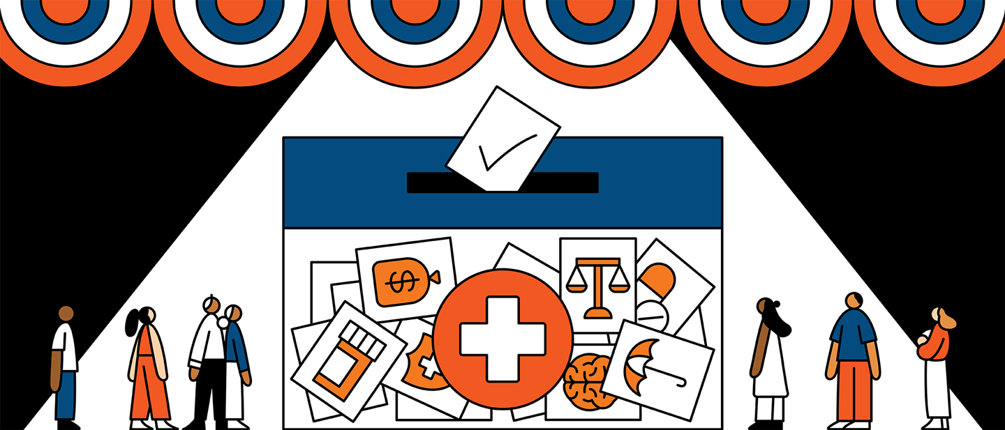 Comparing the Candidates' Health Care Plans