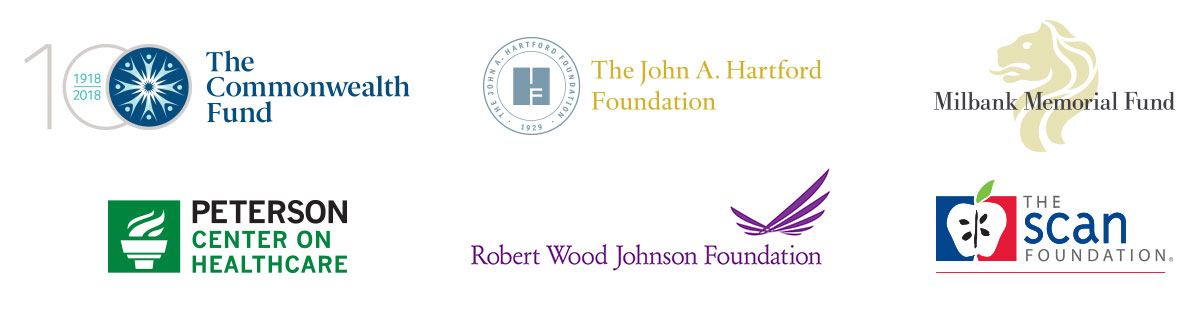 Six Foundation Logos