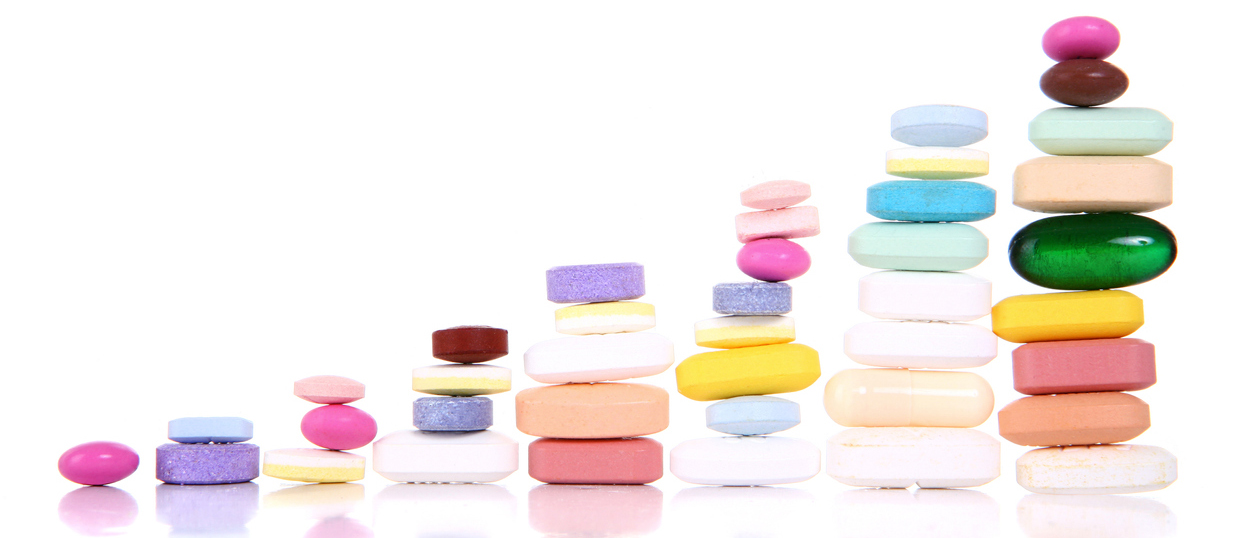 Drug prices are on the rise