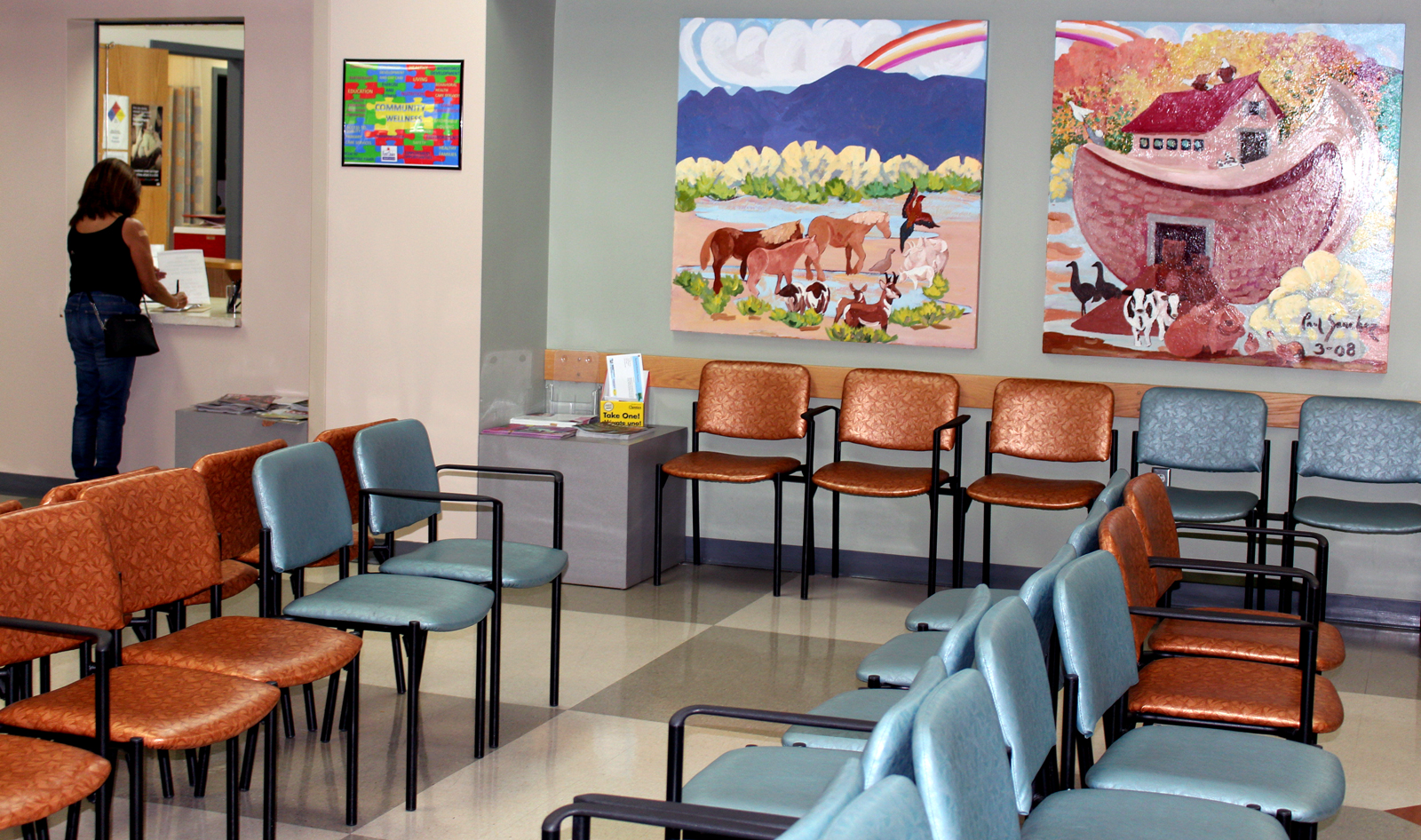 First Choice South Valley Medical Center, a federally qualified health center.