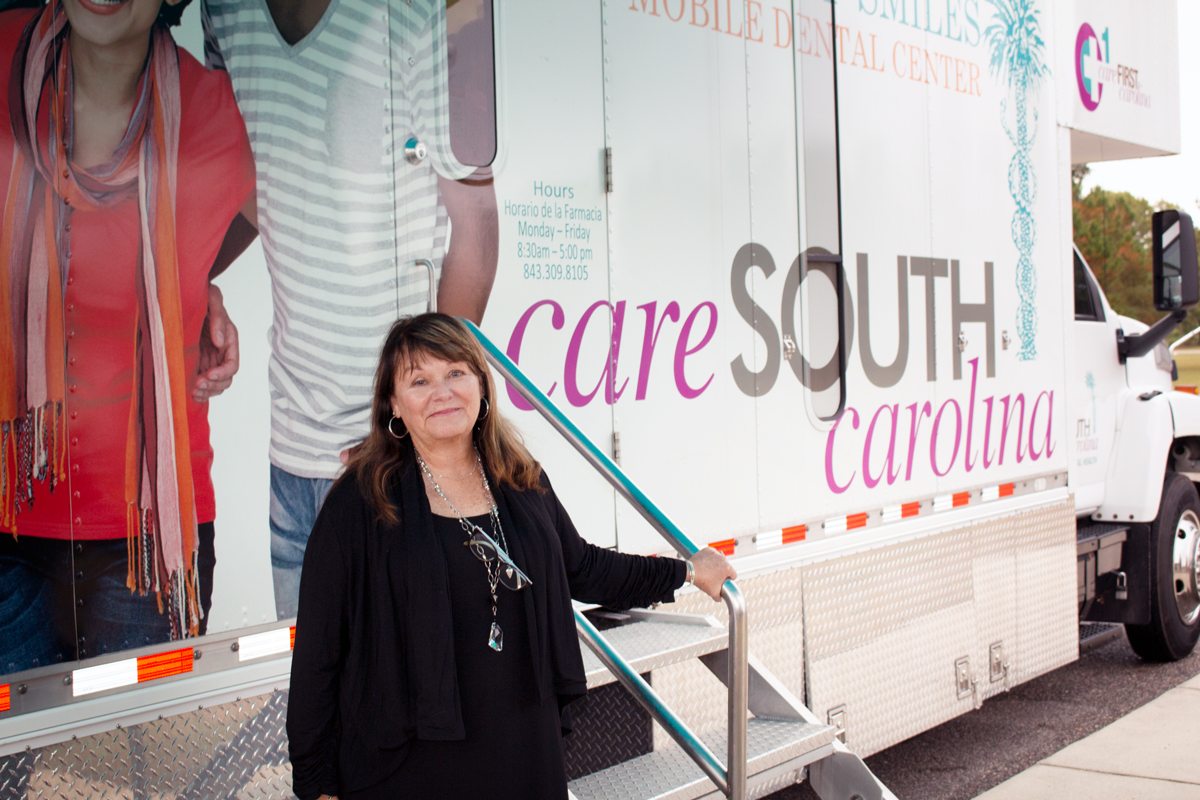 CareSouth Mobile Health Van