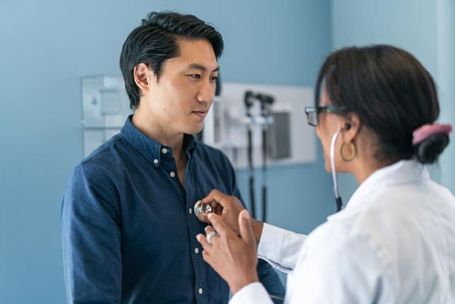 asian american patient
