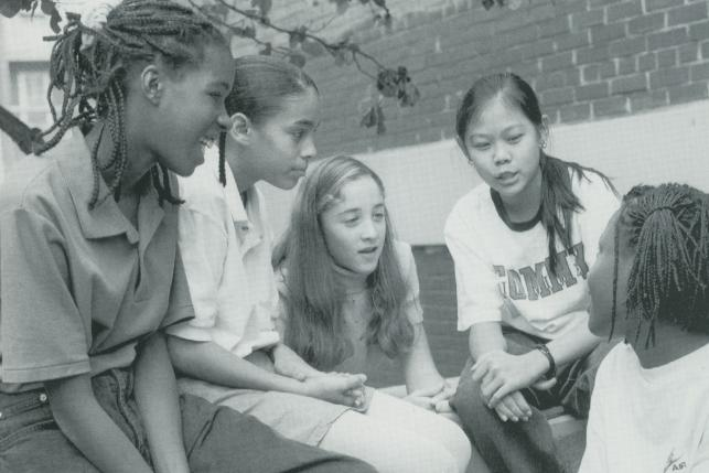 1997 In Their Own Words Adolescent Girls Discuss Health and Health Care Issues