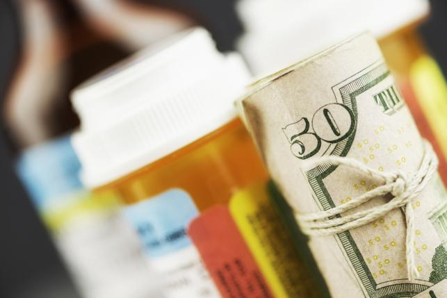 Prescription drug prices are soaring