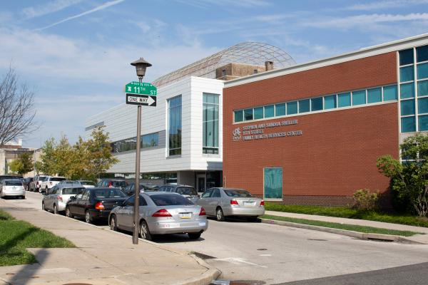 11th Street Family Health Services exterior