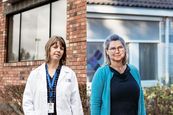 two doctors in the Netherlands