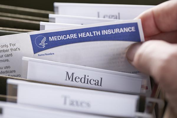 Medicare for all paperwork