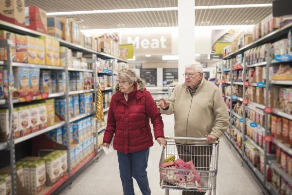 Medicare seniors shopping