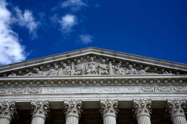 Supreme Court receiving amicus briefs