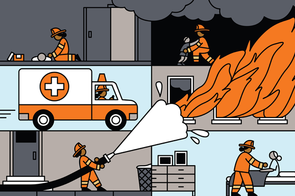 The Dose: Medical Emergency? Philadelphia's Fire Department to the Rescue