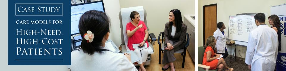 CareMore Improve Outcomes High-Needs Patients
