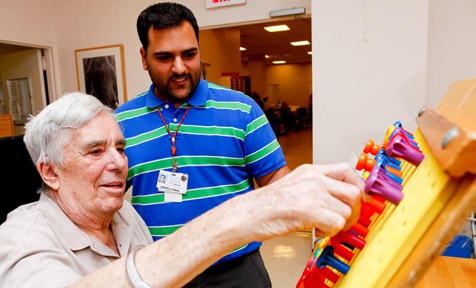 health care nursing home hebrew elderly seniors