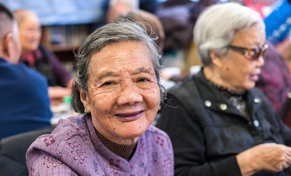 seniors nursing home health asian american