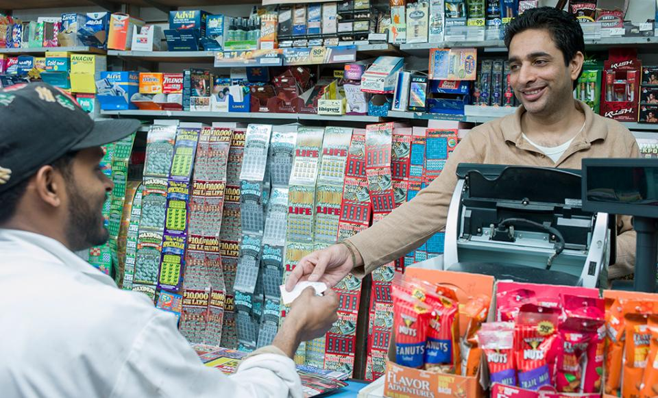 health workers convenience store