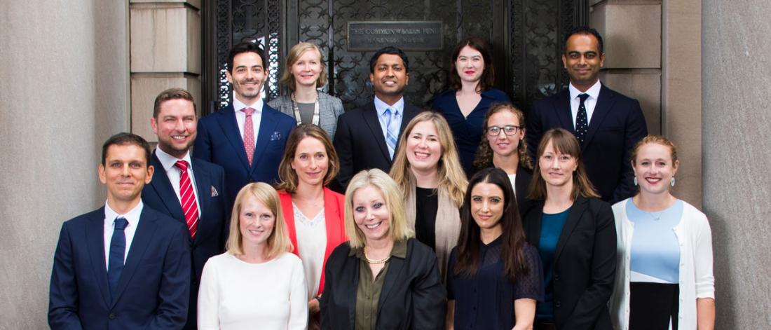 2018-2019 Harkness Fellows
