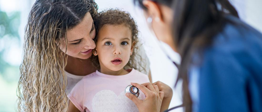 Immigrant child receives health care under Medicaid coverage