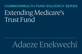 Any Medicare Solvency Effort Must Include Advancing Health Equity
