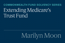 Ensuring Medicare's Future Will Require New Revenue